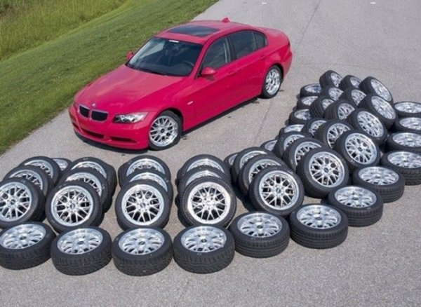 Критерии выбора шин для легковых автомобилей