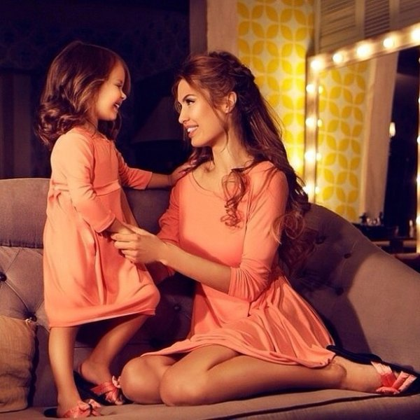 Виктория Боня вернула дочку бывшему возлюбленному