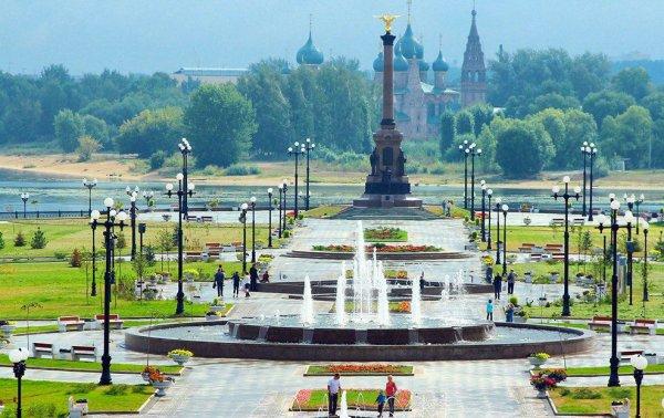 Ярославль – центр культурной жизни России