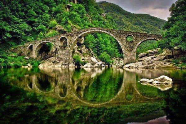 Самые яркие места Болгарии