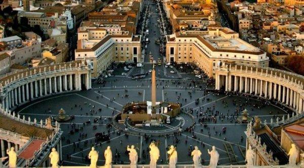 Ватикан – город-достопримечательность