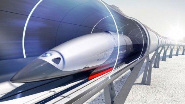 В Китае возникнут сверхскоростные системы транспорта