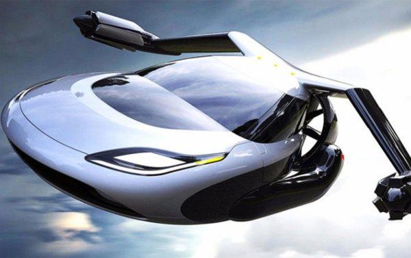 Скоро в продаже поступят летающие машины от Terrafugia