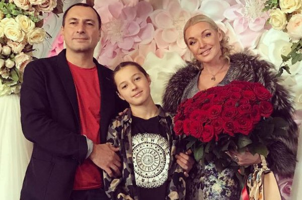 Анастасия Волочкова помирилась с бывшим мужем