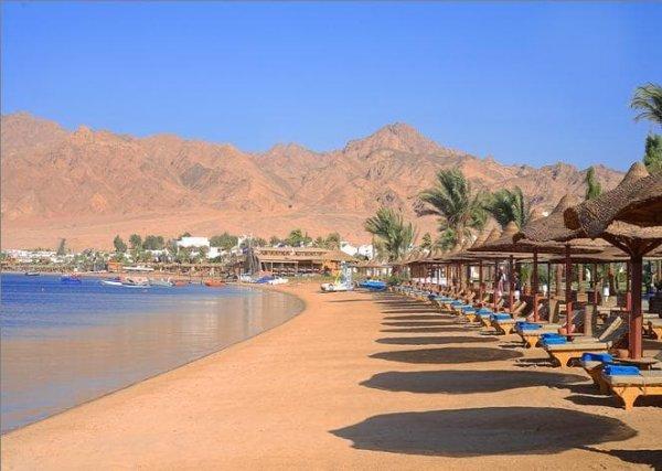 Египет – лучшее место для отдыха в любое время года