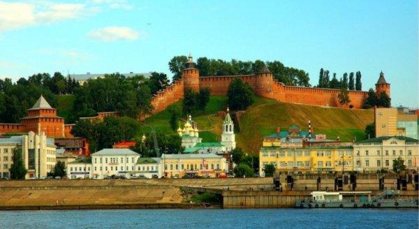 Нижний Новгород и его достопримечательности