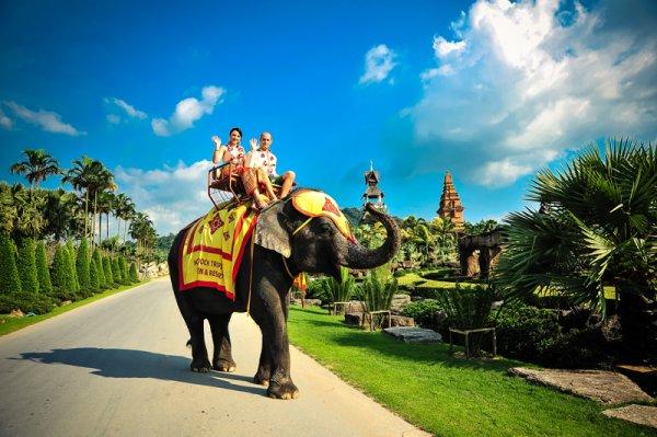 Самые важны туристические пункты в Паттайе