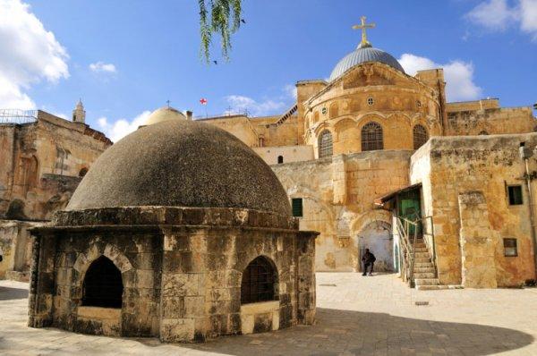Самые памятные места Израиля