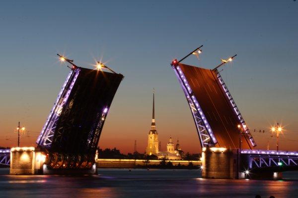 Санкт-Петербург – город с большим количеством достопримечательностей