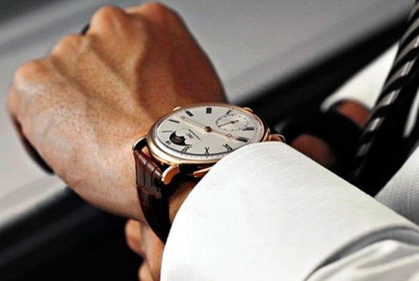 Как выбрать наручные часы для мужчины?
