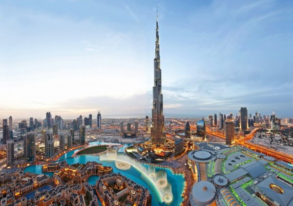 Дубай – один из самых красивых городов мира