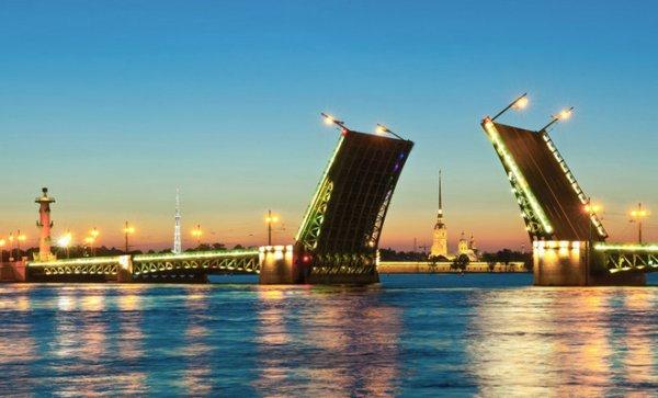 Самые популярные места в Санкт-Петербурге среди туристов