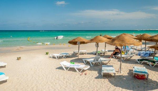 Пляжный отдых в Тунисе в мае