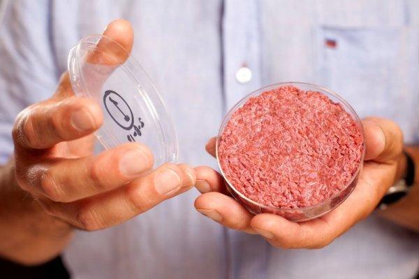 В США одобрили «мясо из лаборатории»