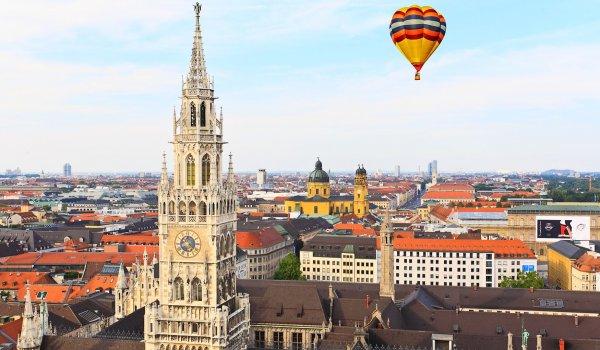 Лучшие идеи чем заняться в Мюнхене