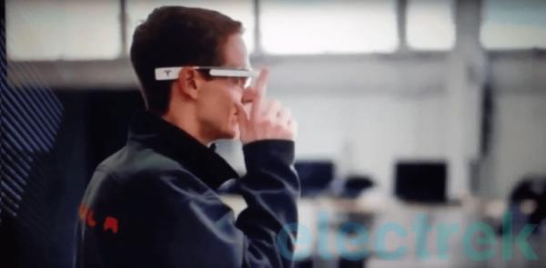 Tesla будет создавать очки дополненной реальности для своих работников