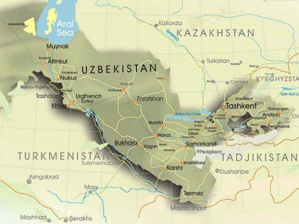 Правила пересечения границы с Узбекистаном для россиян