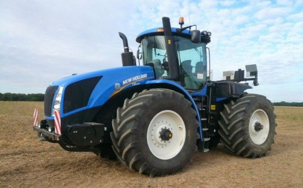 Виды и особенности тракторов