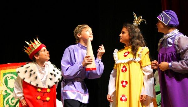 Нужны ли ребёнку уроки актёрского мастерства?
