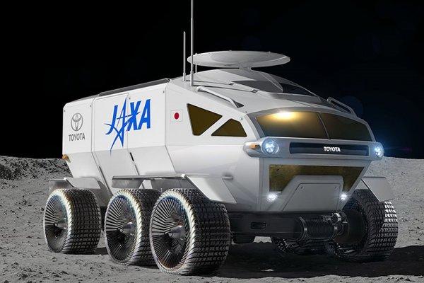 Toyota займётся производством лунохода