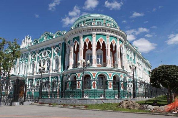 Главные достопримечательности Свердловского региона