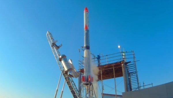 В Японии запустили частную ракету