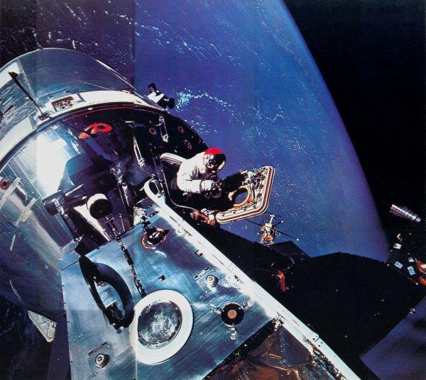 Космонавты будут применять воздух в роли пищи и источника кислорода