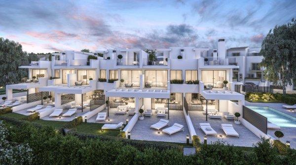 Уникальная недвижимость в Эстепоне