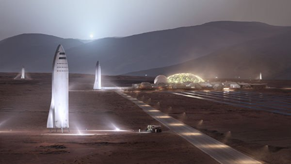 Илон Маск рассказал, сколько будет стоит колонизация Марса