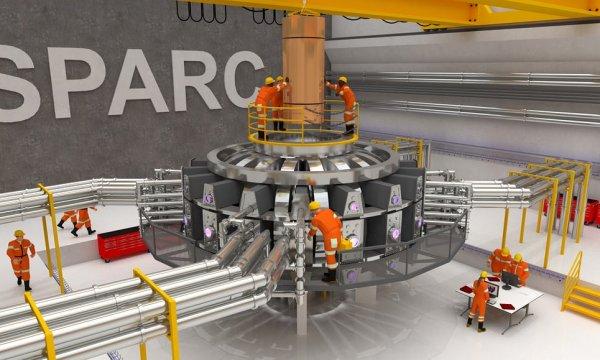 В Британии появится термоядерная станция
