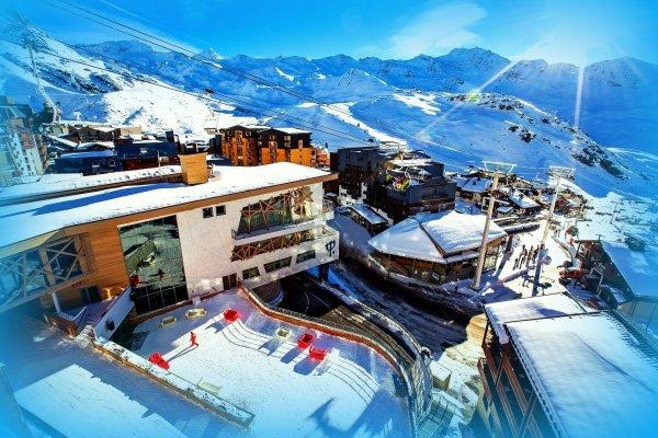 Как организовать отдых на горнолыжном курорте Франции?