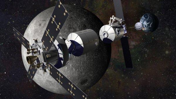 Космический турист из Японии ищет даму для общего полёта вокруг Луны