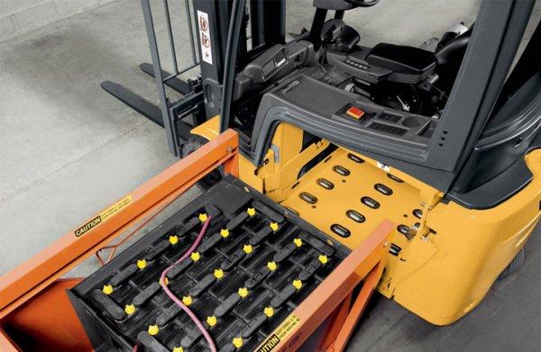 Тяговые аккумуляторы для складской спецтехники