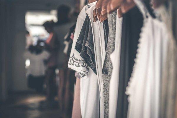 Магазин одежды — концепция, оборудование