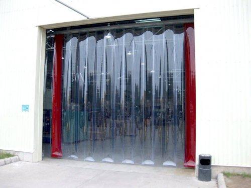 Термозавеса: её особенности и преимущества использования