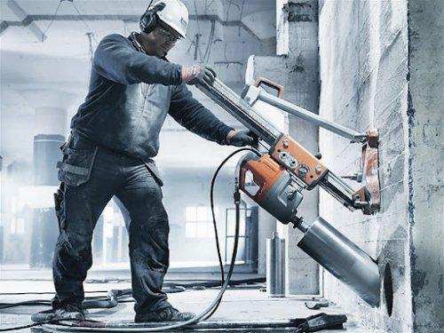 Алмазное сверление бетона: высокие технологии в каждый дом